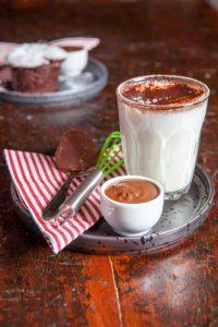 Melba's Milk Hot Chocolate