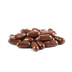 Melba's Milk Choc Licorice Bullets