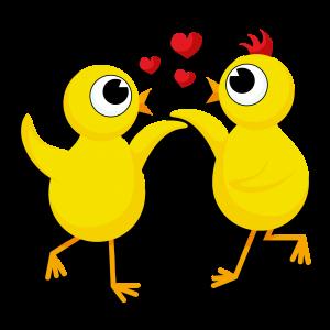 Easter Melbas Chicks