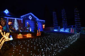 Lights of Lobethal