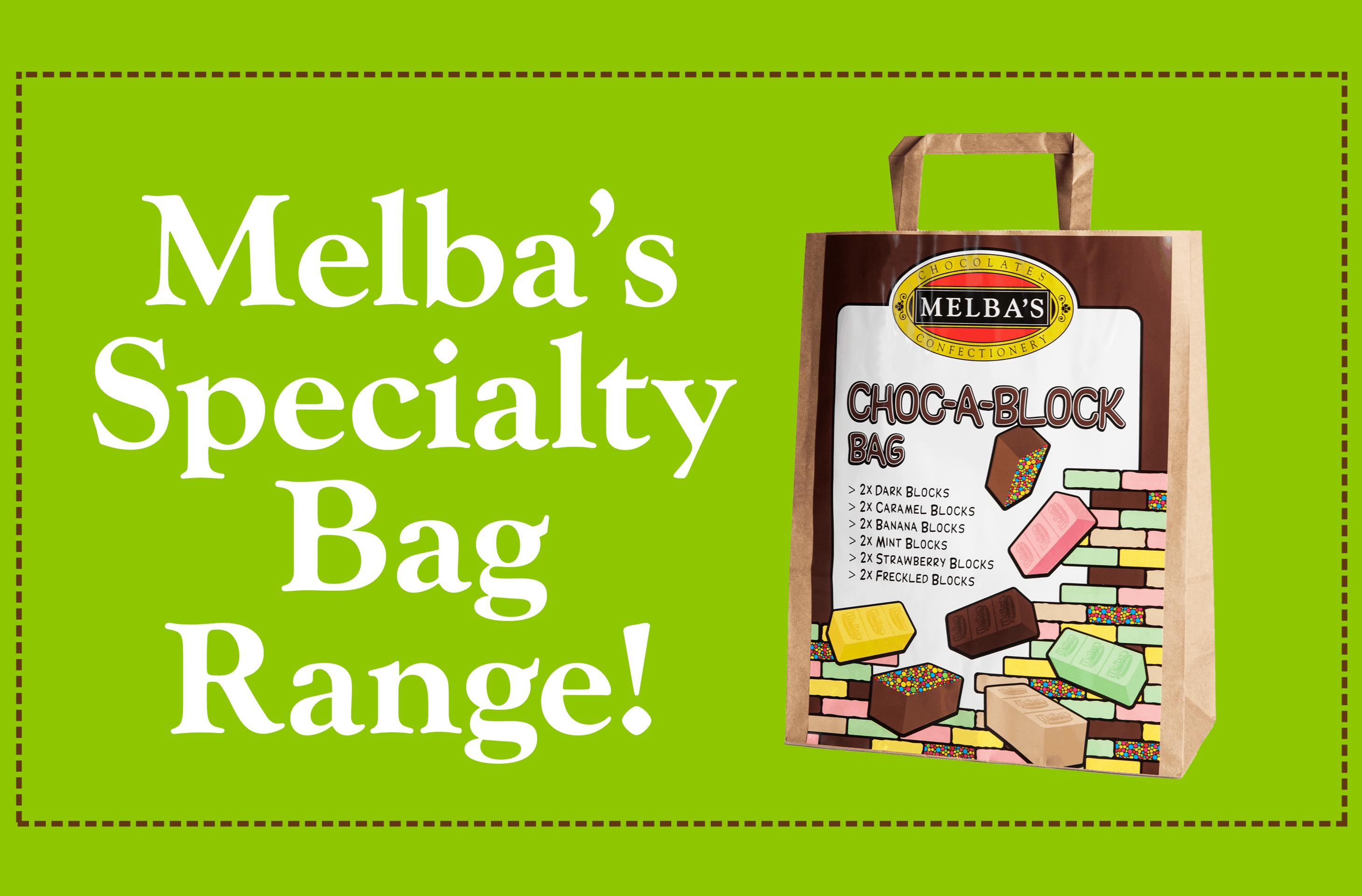 Melba's Showbag Range
